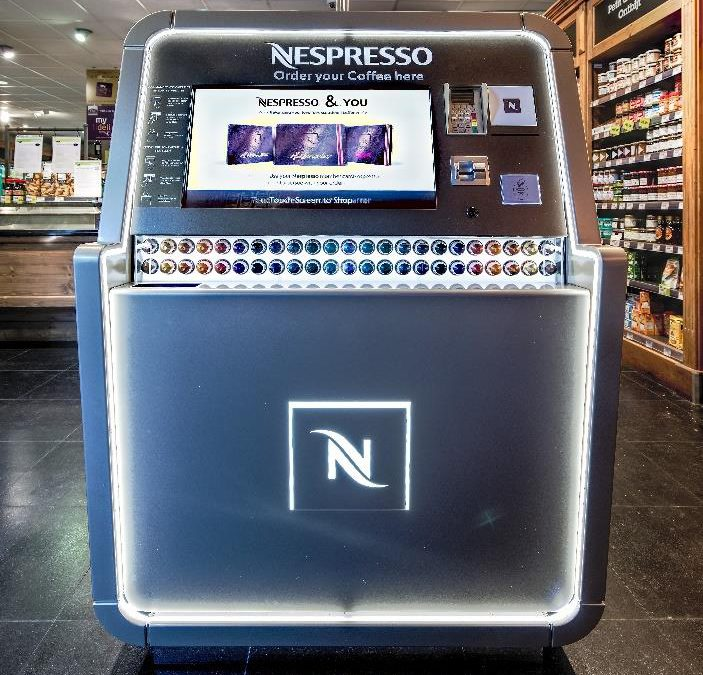 Nespresso… What else?